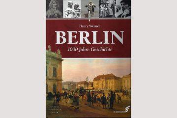 """Cover """"Berlin - 1000 Jahre Geschichte"""""""