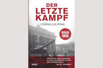 "Cover Cornelius Ryan ""Der letzte Kampf"""