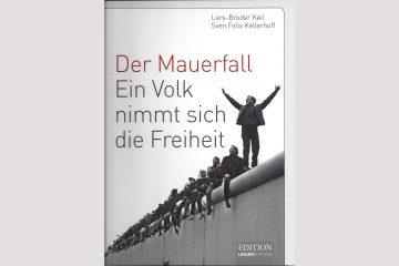 "Cover ""Der Mauerfall"""