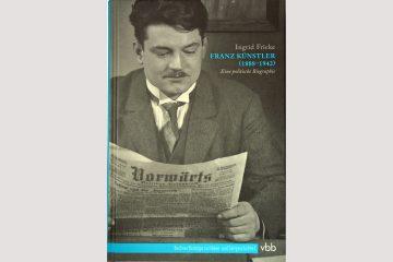 """Cover """"Franz Künstler"""""""