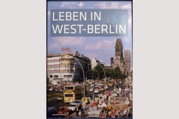 """Cover """"Leben in West-Berlin"""", Elsengold-Verlag"""