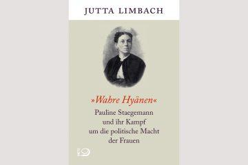 """Cover """"Wahre Hyänen"""" von Jutta Limbach"""
