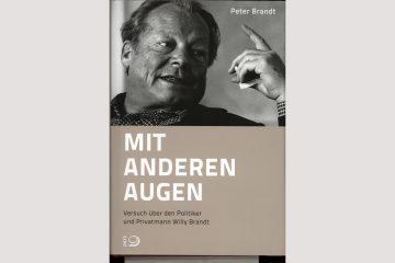 """Cover """"Mit anderen Augen"""", Dietz-Verlag"""
