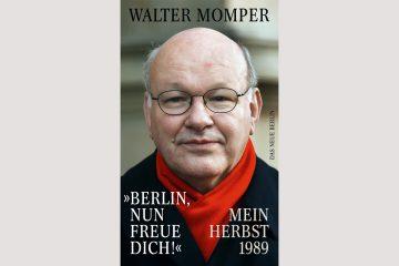 """Cover """"Berlin, nun freue dich..."""""""