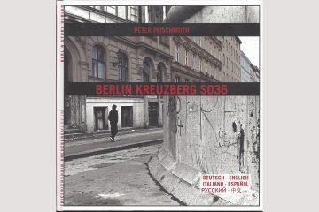 """Cover """"Berlin Kreuzberg SO36"""""""