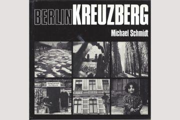 """Cover Erstausgabe Michael Schmidt """"Berlin Kreuzberg"""""""