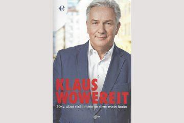 """Cover """"Sexy, aber nicht mehr so arm"""" von Klaus Wowereit"""