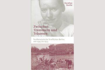 """Cover Dorothee Divifat """"Zwischen Trümmern und Träumen"""""""