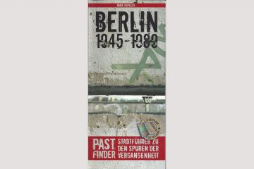"Cover ""Pastfinder Berlin 1945 - 1989"""