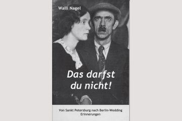 "Cover Walli Nagel, ""Das darfst Du nicht"""