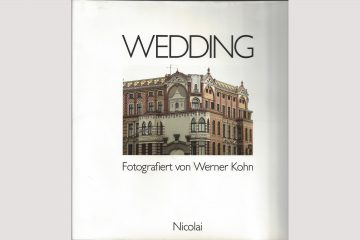 "Cover ""Wedding"", 1983"