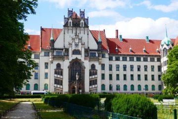 Amtsgericht Wedding am Brunnenplatz. Foto: Ulrich Horb
